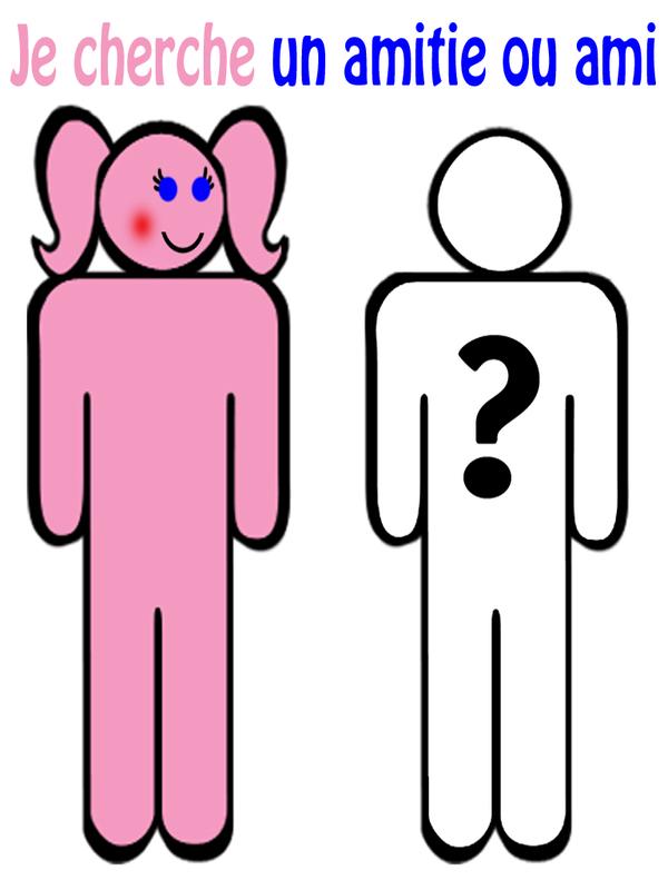 Femme cherche un ami