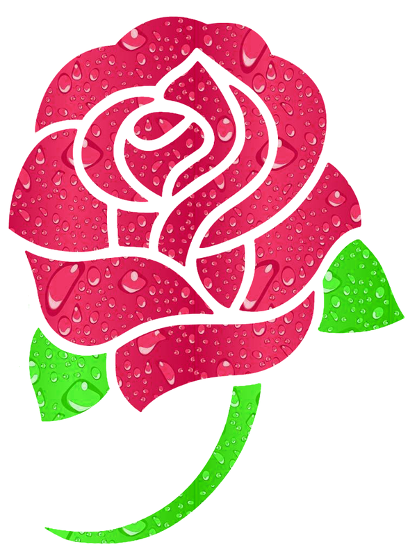 Dessin Rose Fleur Euroseconde